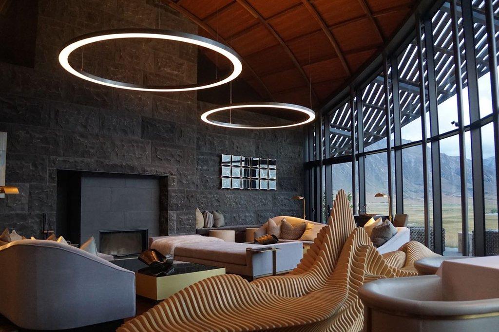 Luxury Lodge The Lindis in  Ahuriri Valley