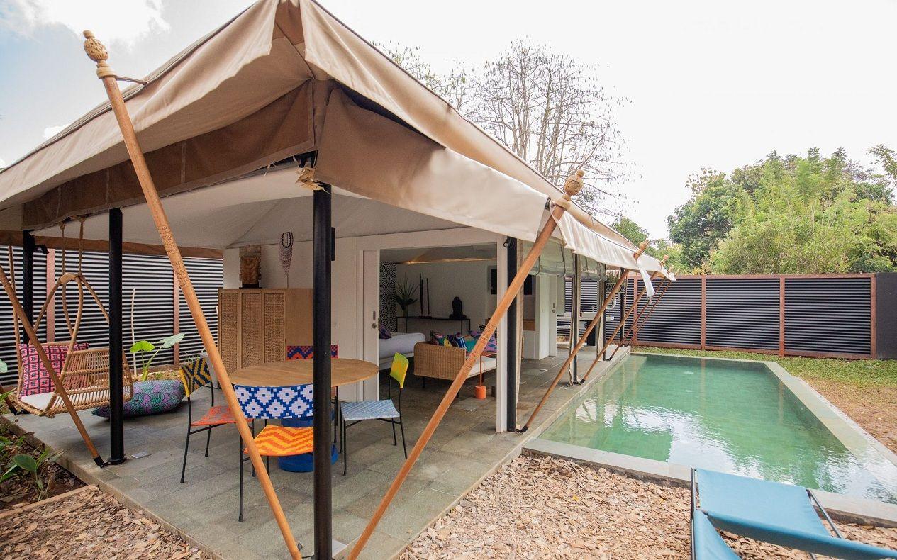 Luxury Tent Origin Uluwatu